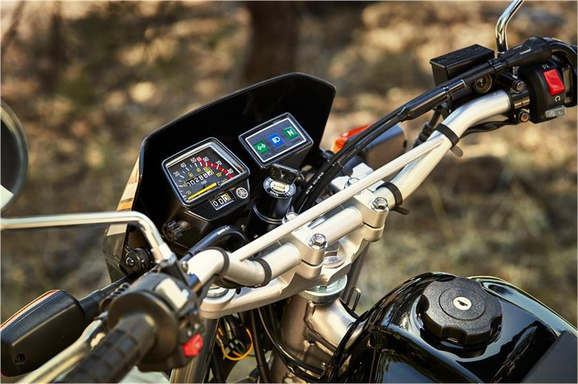 2020 Yamaha TW200 Dual Sport Motorcycle - Model Home