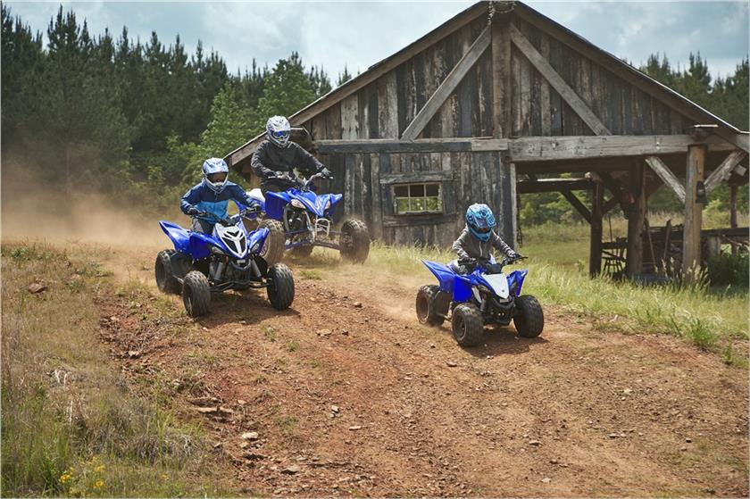 2020 Yamaha YFZ50 Sport ATV - Model Home