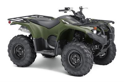 2020 Yamaha Kodiak 450 Utility ATV - Model Home on