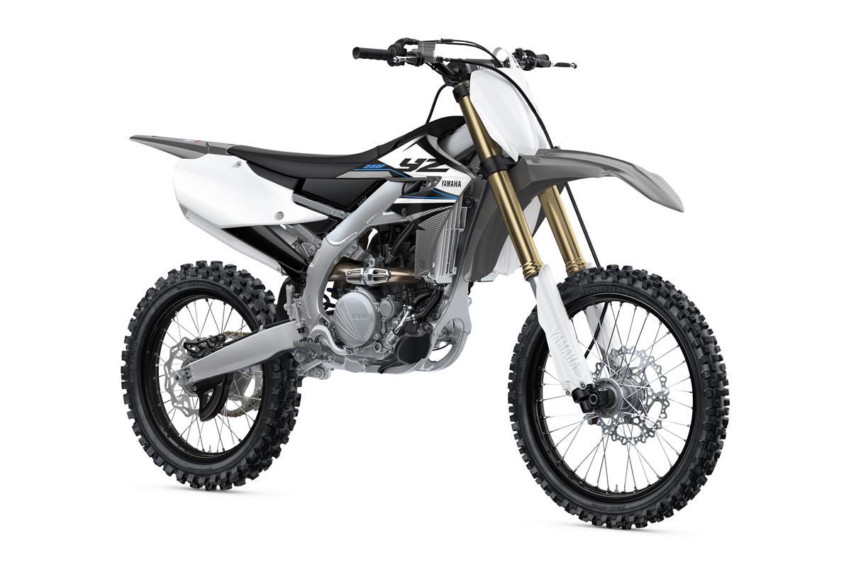 2020 Yamaha YZ250F - Studio Grey