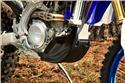 2020 Yamaha YZ450FX - Detail Blue