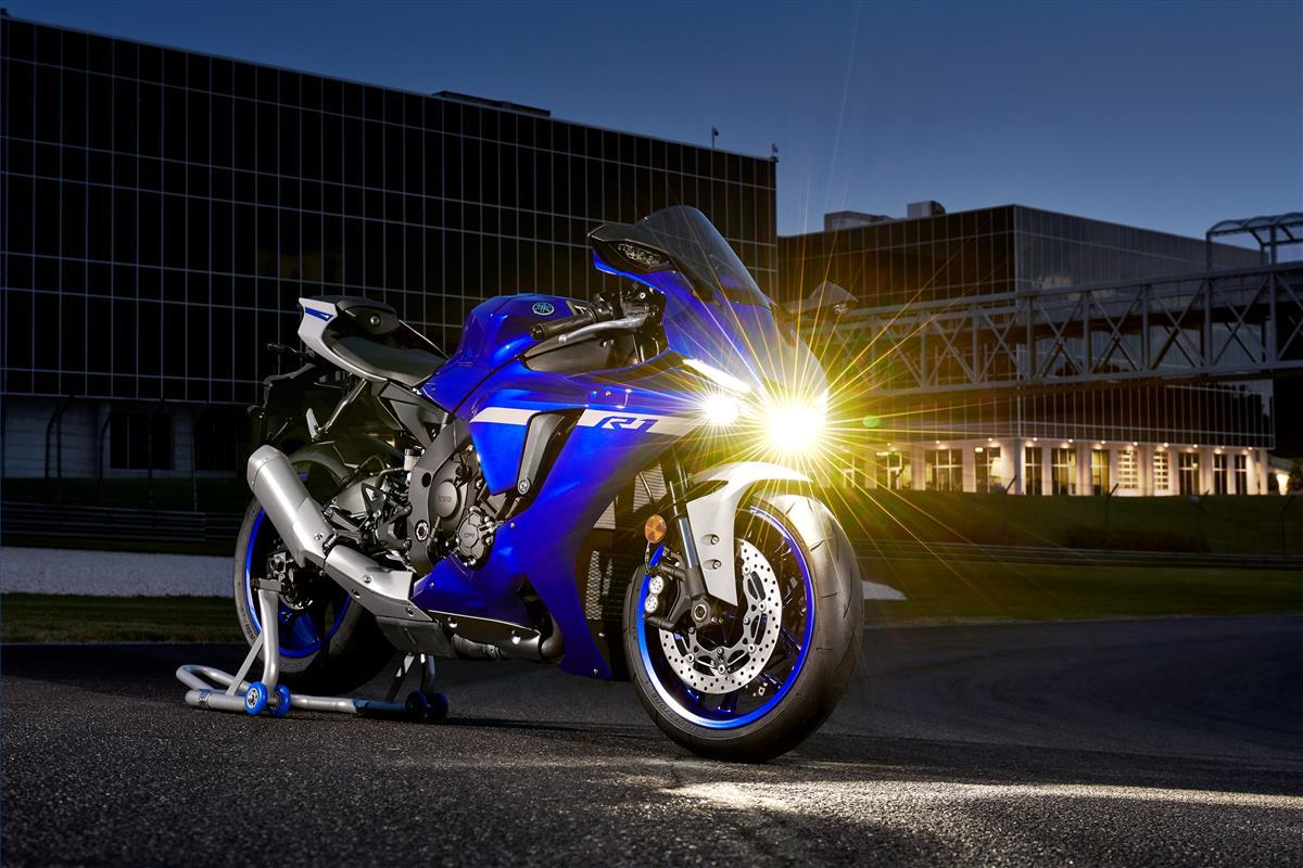 Yamaha YZF-R1 2020