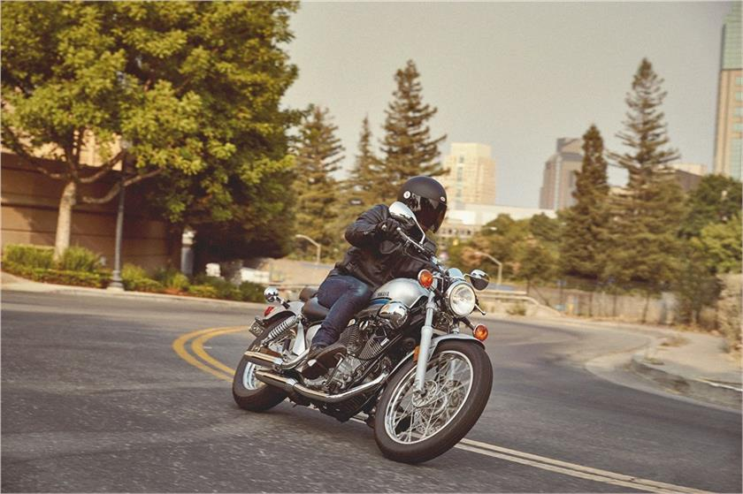 2020 Yamaha V Star 250 Sport Heritage Motorcycle - Model Home