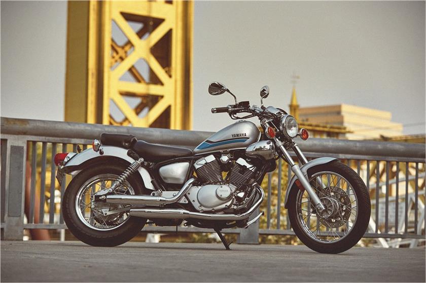 2020 Yamaha V Star 250 Sport Heritage Motorcycle Model Home
