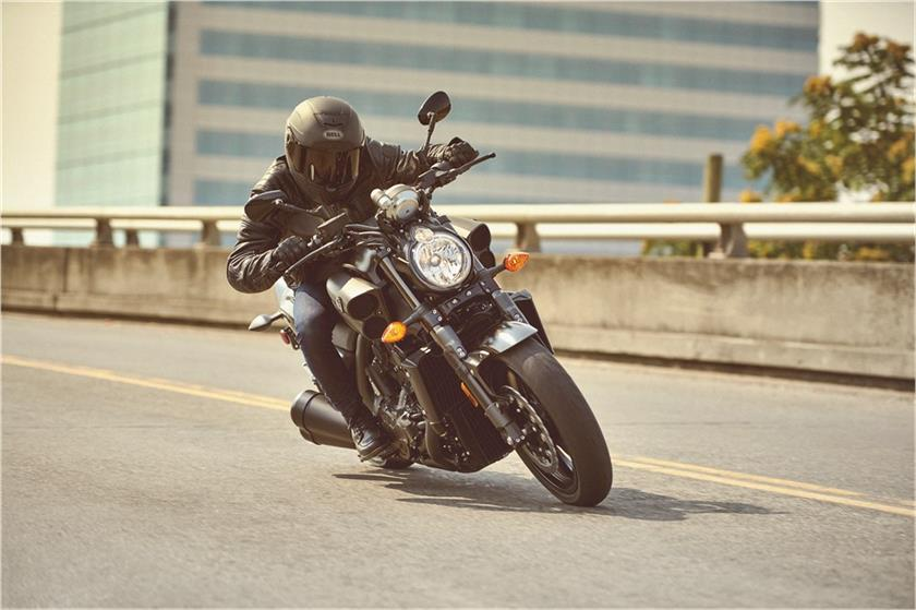 2020 Yamaha VMAX Sport Heritage Motorcycle - Photo, Picture