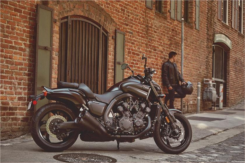 Yamaha Motorcycles Usa >> 2020 Yamaha VMAX Sport Heritage Motorcycle - Photo, Picture