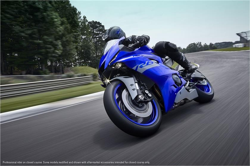 2020 Yamaha Yzf R6 Supersport Motorcycle Photo Picture