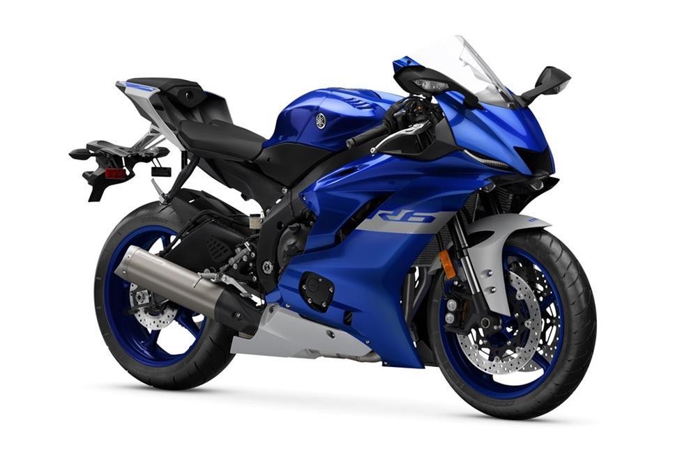 2020 Yamaha YZF-R6 Supersport Motorcycle - Model Home