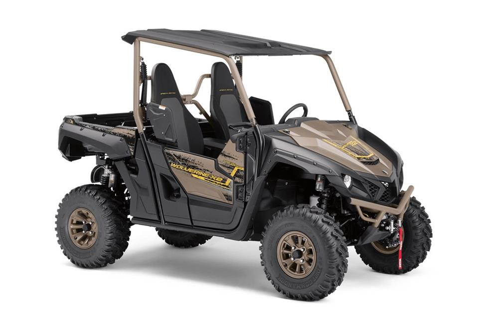 2020 Wolverine X2 XT-R Current Offers Highlight Image
