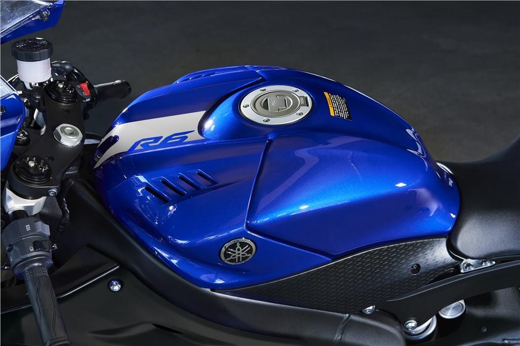 Yamaha YZF-R6 2020
