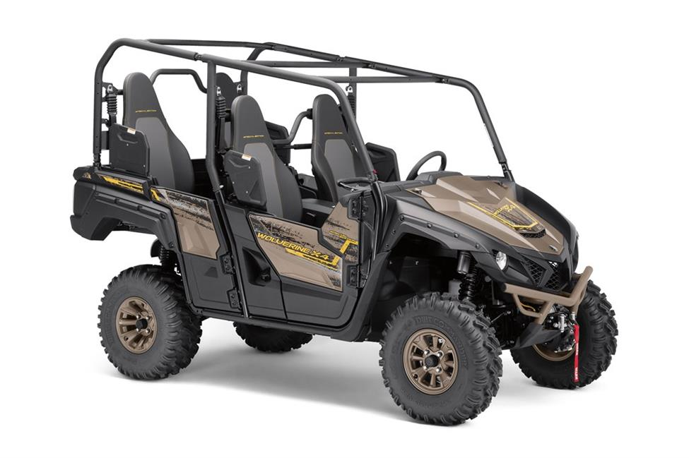 2020 Wolverine X4 XT-R Current Offers Highlight Image
