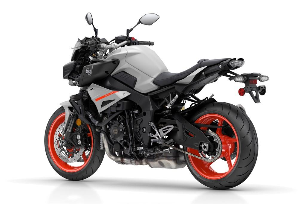 Yamaha MT-10 2020 - MASTER THE DARKNESS