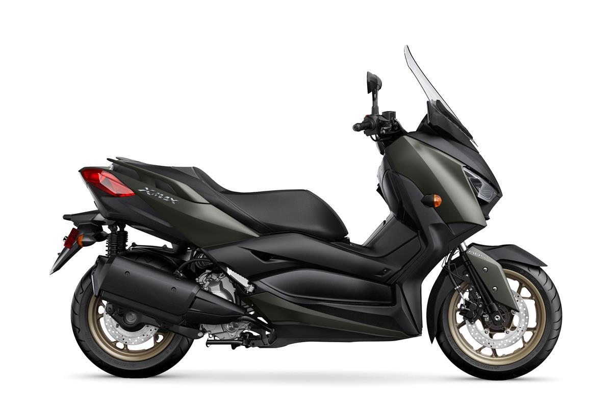 2020 Yamaha XMAX - Studio Grey