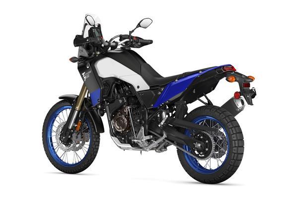 2021 Yamaha Ténéré 700 - Studio Blue