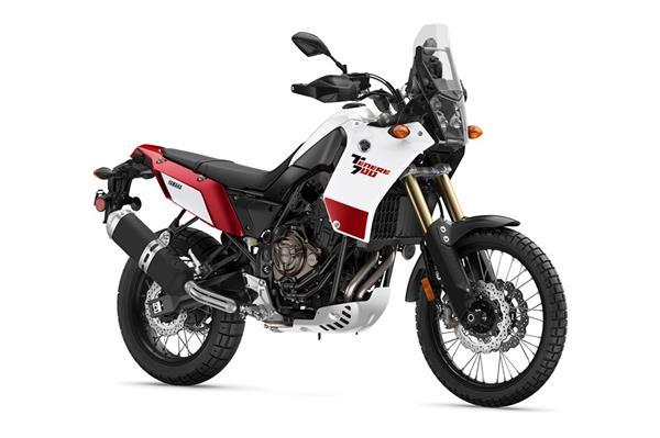 2021 Yamaha Ténéré 700 - Studio White