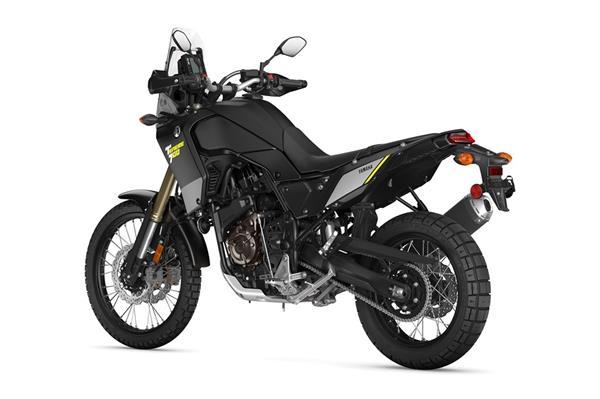 2021 Yamaha Ténéré 700 - Studio Black