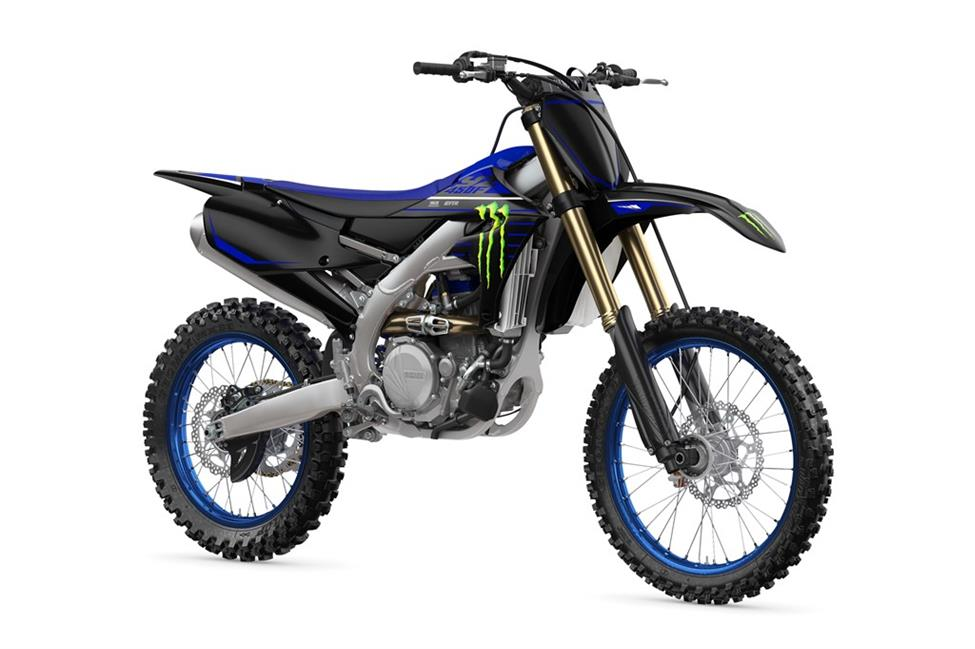 2021 YZ450F Monster Energy Yamaha Racing Edition Current Offers Highlight Image
