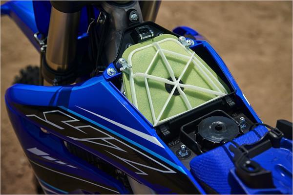 2021 Yamaha YZ450F - Detail Blue