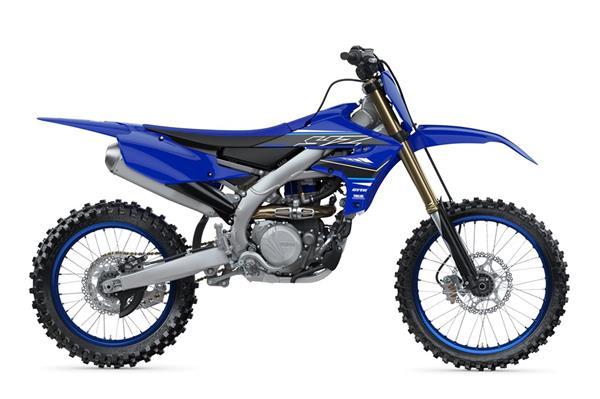 2021 Yamaha YZ450F - Studio Blue