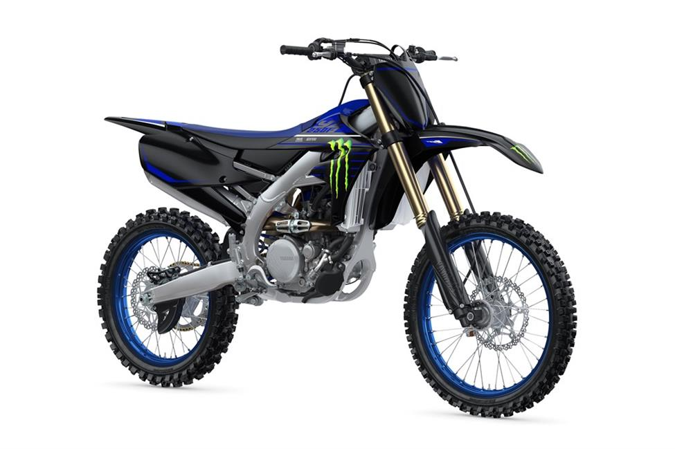 2021 YZ250F Monster Energy Yamaha Racing Edition Current Offers Highlight Image