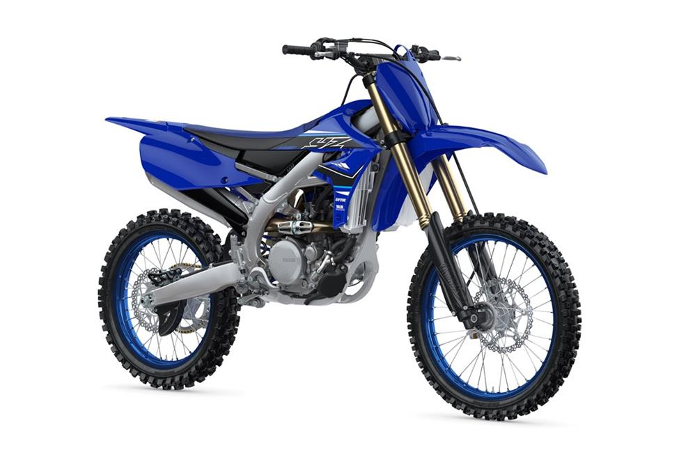 2021 YZ250F Current Offers Highlight Image