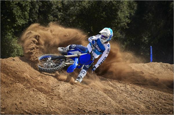 2021 Yamaha YZ125 - Action Blue