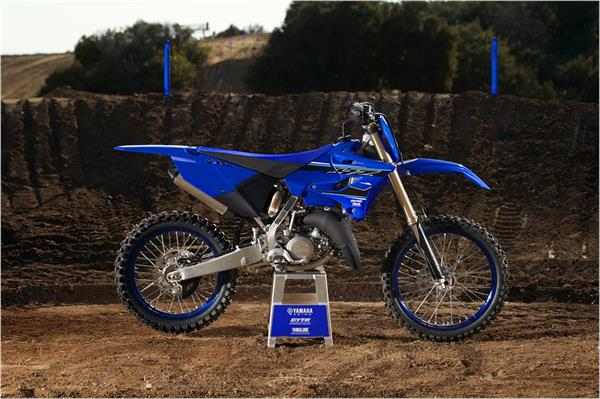 2021 Yamaha YZ125 - Beauty Blue