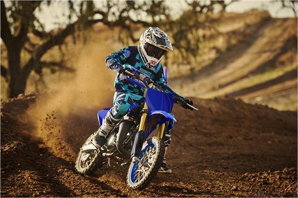 2021 Yamaha YZ65 - Action Blue