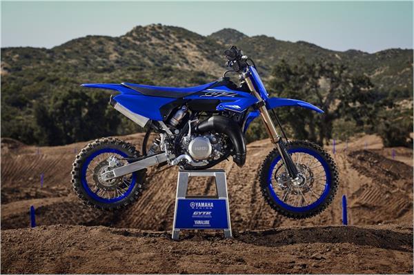 2021 Yamaha YZ65 - Beauty Blue