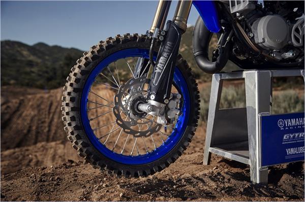 2021 Yamaha YZ65 - Detail Blue