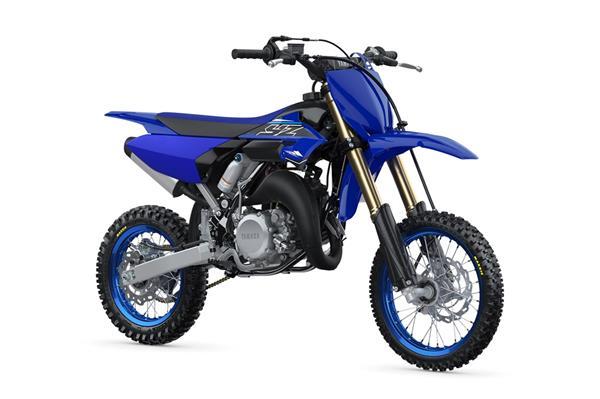 2021 Yamaha YZ65 - Studio Blue