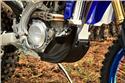 2021 Yamaha YZ450FX - Detail Blue
