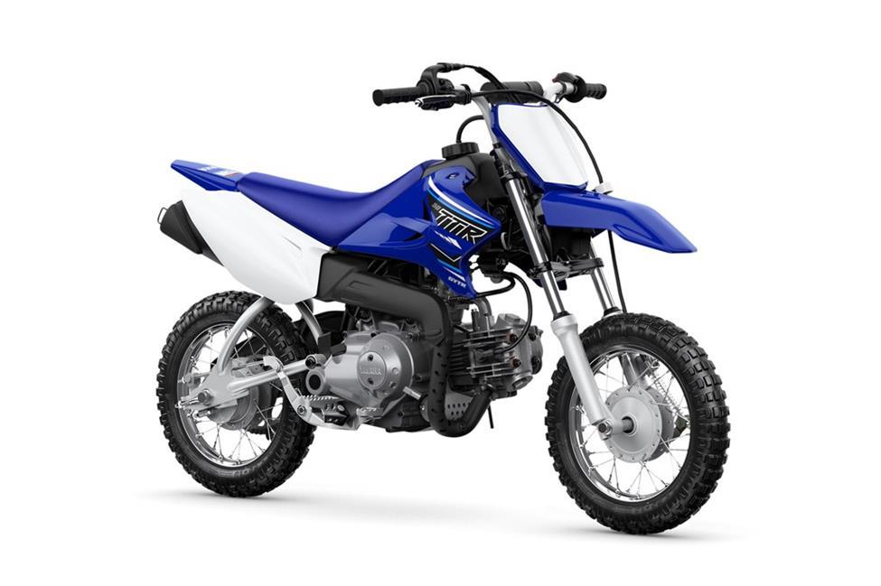 2021 TT-R50E Current Offers Highlight Image