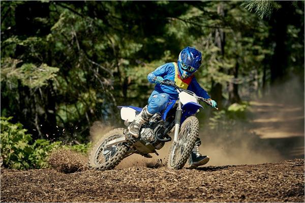 2021 Yamaha TT-R125LE - Action Blue