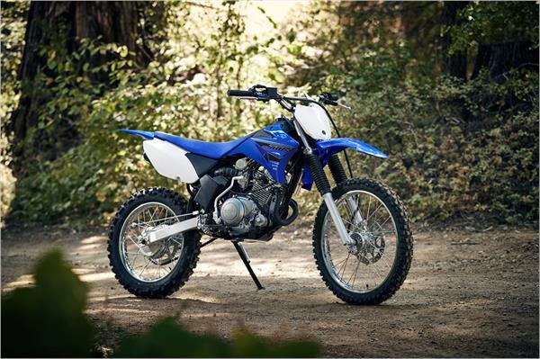 2021 Yamaha TT-R125LE - Beauty Blue