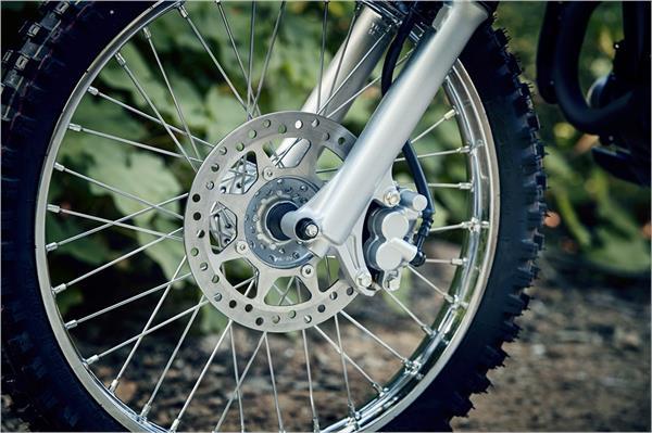 2021 Yamaha TT-R125LE - Detail Blue