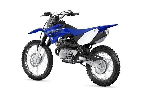 2021 Yamaha TT-R125LE - Studio Blue