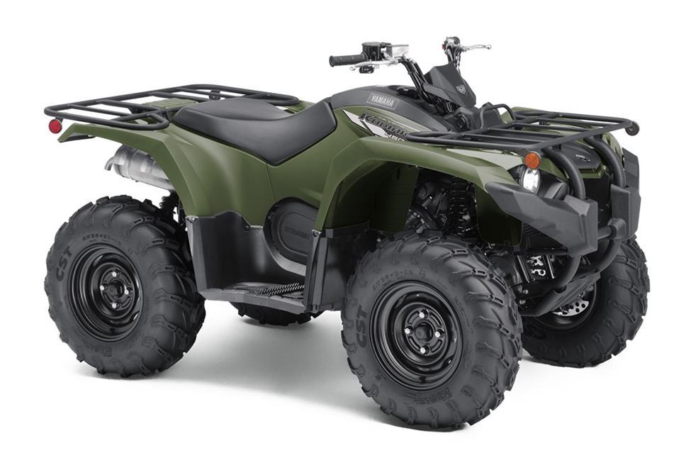 2021 Yamaha Kodiak 450 Utility Atv Model Home