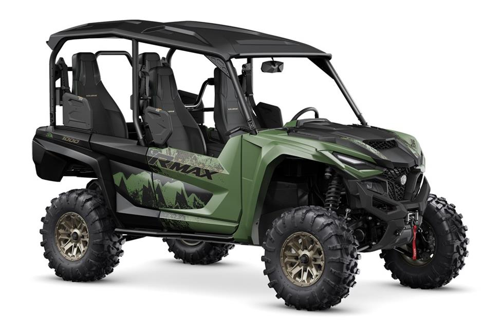2021 Wolverine RMAX4 1000 XT-R Current Offers Highlight Image