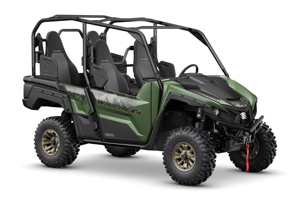 2021 Wolverine X4 XT-R 850 Current Offers Highlight Image