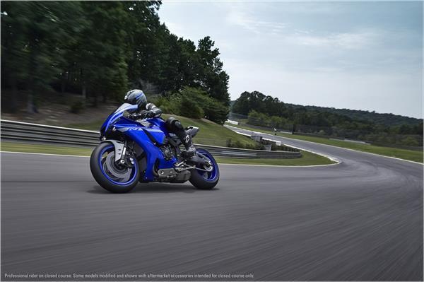 2021 Yamaha YZF-R1 - Action Blue