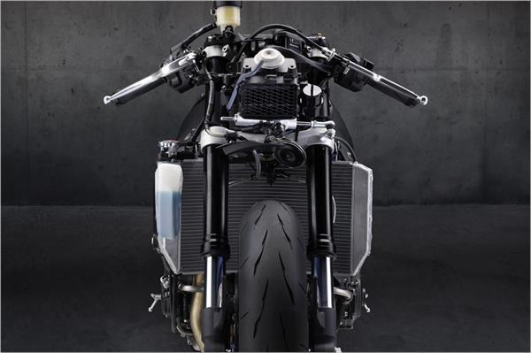 2021 Yamaha YZF-R1 - Detail Blue