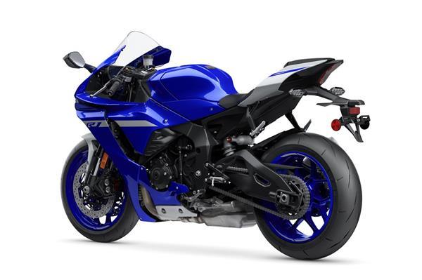 2021 Yamaha YZF-R1 - Studio Blue
