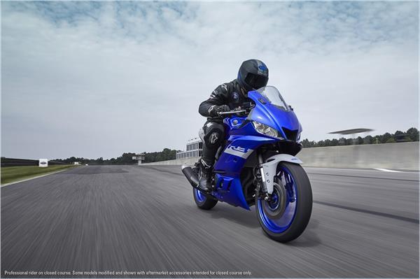2021 Yamaha YZF-R3 - Action Blue