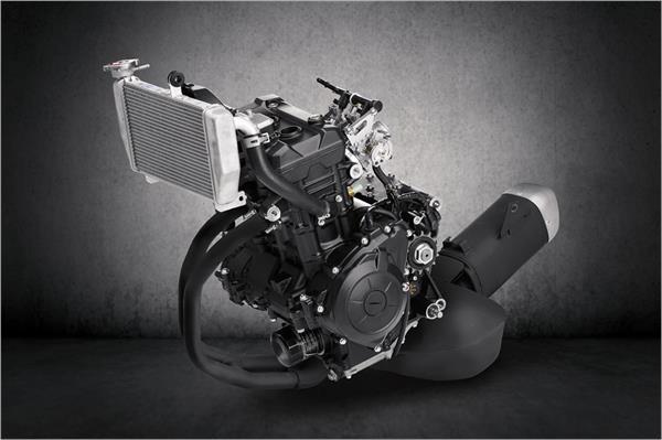 2021 Yamaha YZF-R3 - Detail Blue