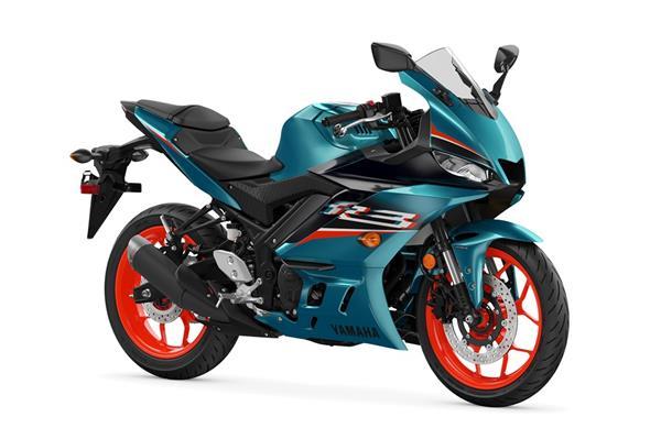 2021 Yamaha YZF-R3 - Studio Green