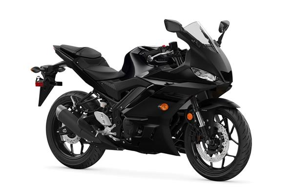 2021 Yamaha YZF-R3 - Studio Black