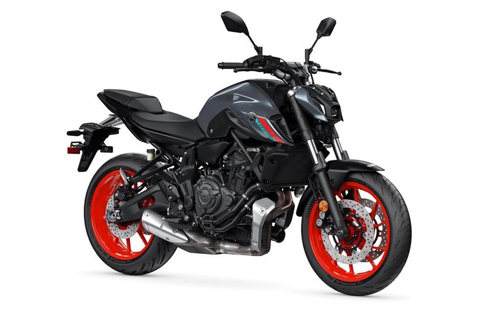 2021 Yamaha MT-09 Hyper Naked Motorcycle - Model Home