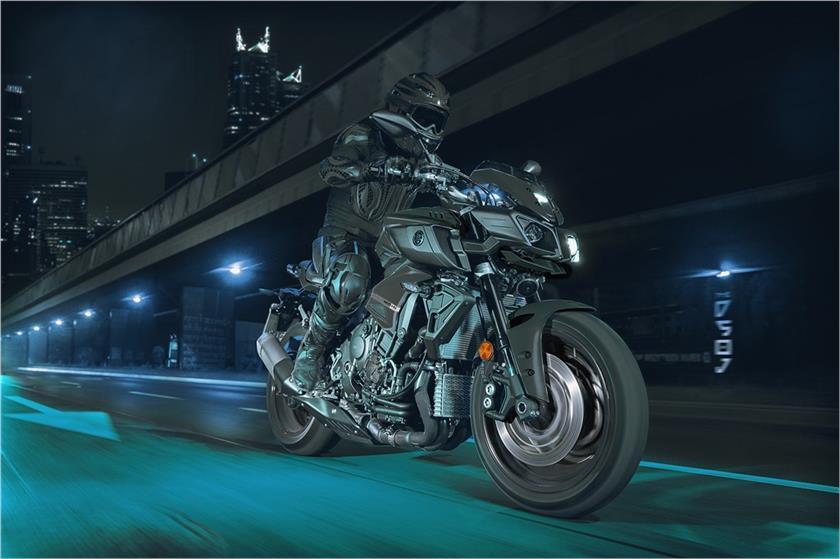 2021 Yamaha MT-10 Hyper Naked Motorcycle - Model Home