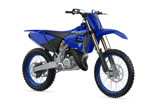 2021 Yamaha YZ125 - Studio Blue